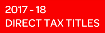 Direct Tax Titles 2017